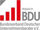 Mitglied Bundesverband Deutscher Unternehmensberater-BDU-Unternehmensberatung-Freiburg