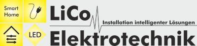 Logo Lico Elektrotechnik